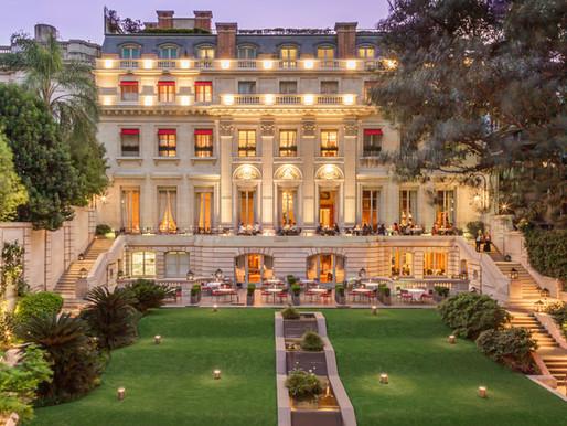 En Semana Santa, el Palacio Duhau invita la cuarta noche de hospedaje
