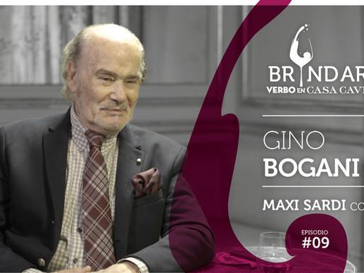 Gino Bogani en BRINDAR!