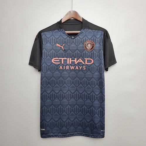 Camisa III Manchester City 20/21