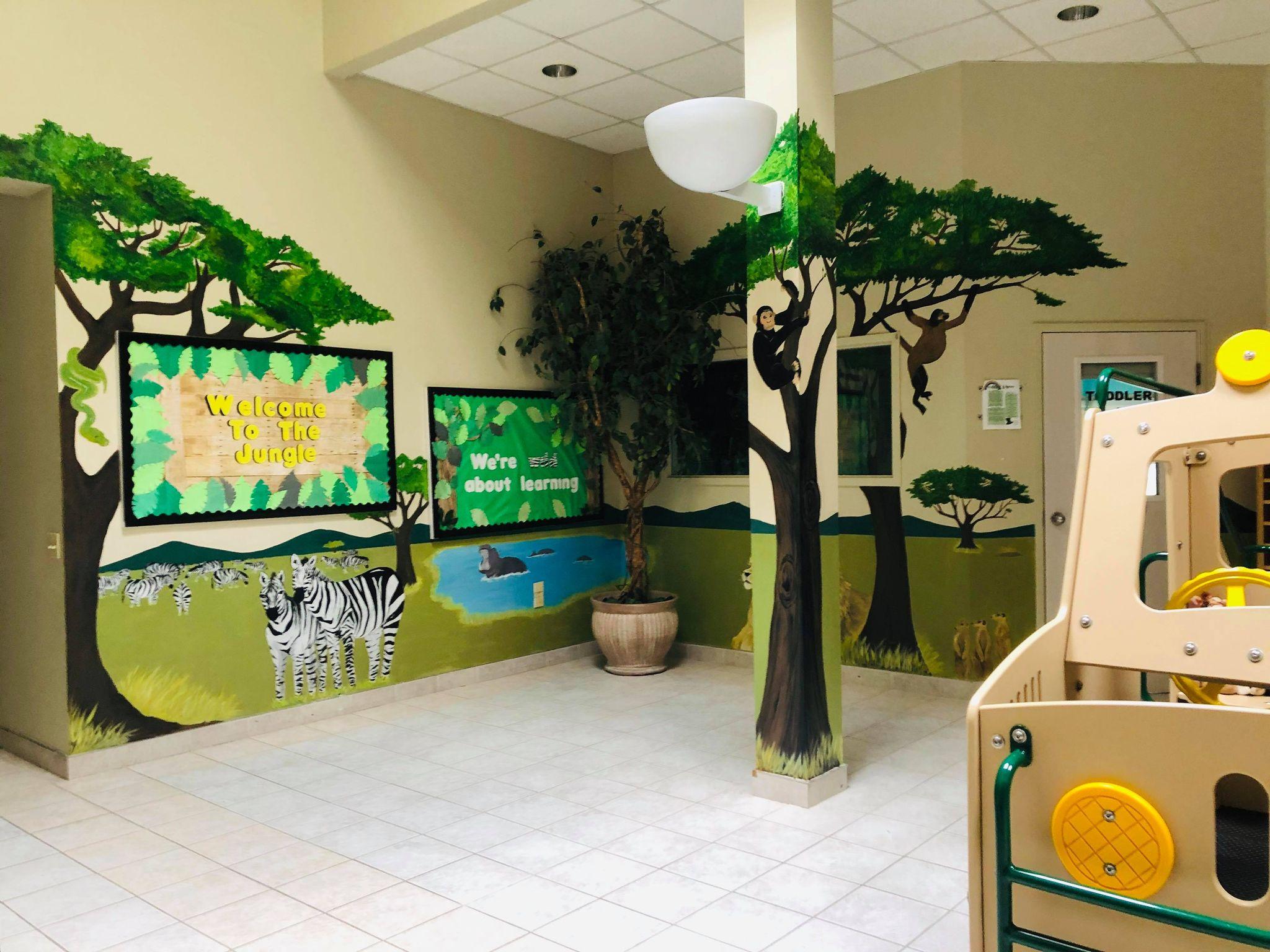 Toddler Hallway 7