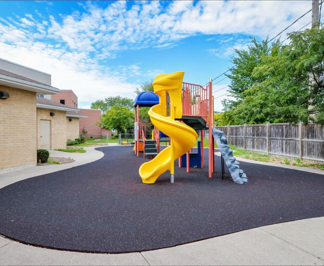Preschool Outdoor Playground