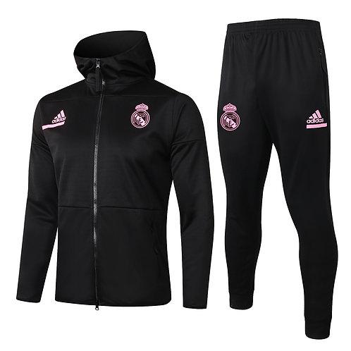 Conjunto Agasalho Real Madrid