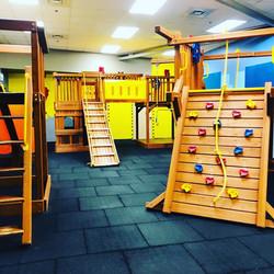 Preschool/School Age Indoor Playground