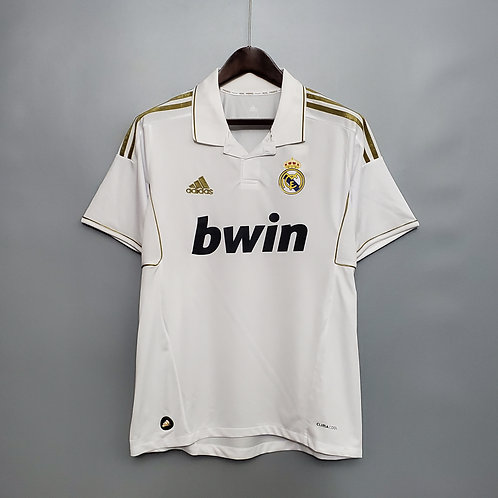 Retrô Real Madrid 11/12