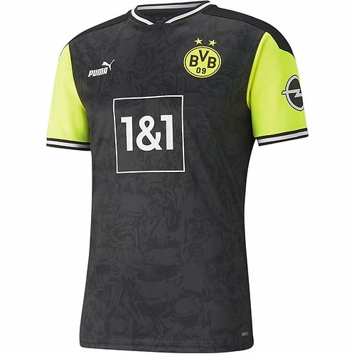 Camisa Borussia Dortmund Alternativa 21/22