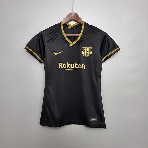 Camisa Feminina - Barcelona II 20/21