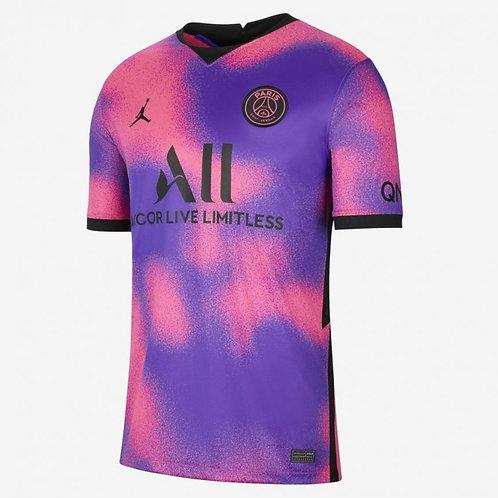 Camisa IV PSG/JORDAN 21/22