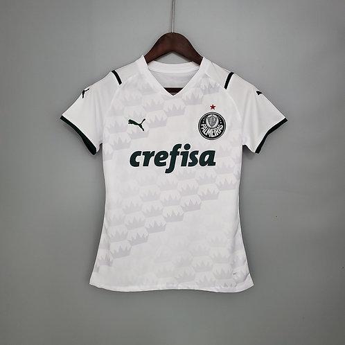 Camisa Feminina - Palmeiras I 21/22