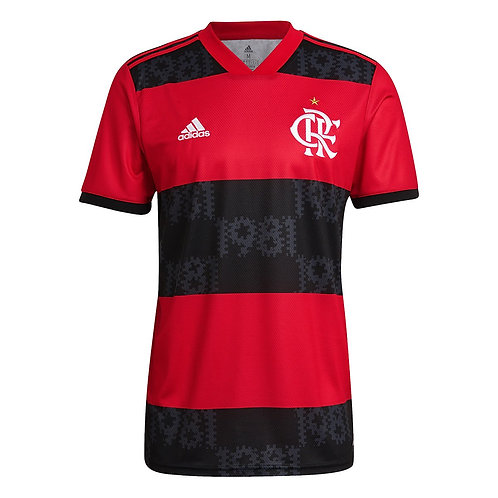 Camisa I CR Flamengo 21/22