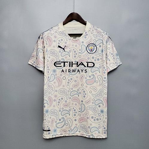 Camisa II Manchester City 20/21