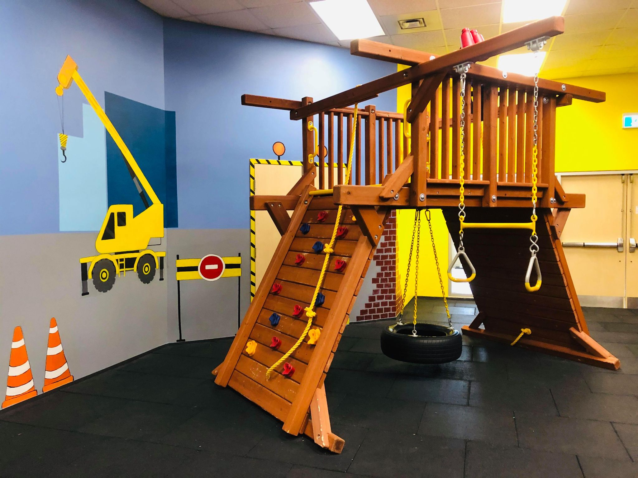 Preschool/School Age Indoor Playground