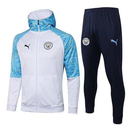 Conjunto Agasalho Manchester City I