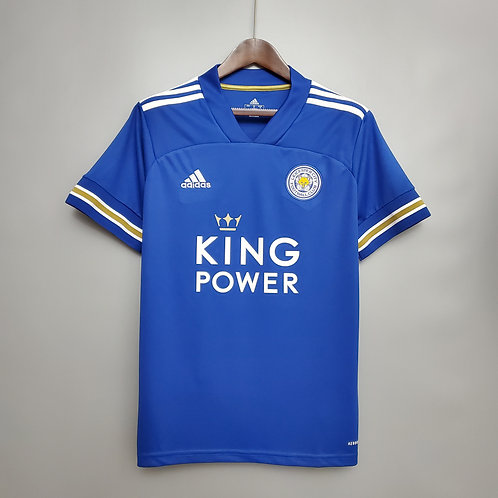 Camisa I Leicester City 20/21
