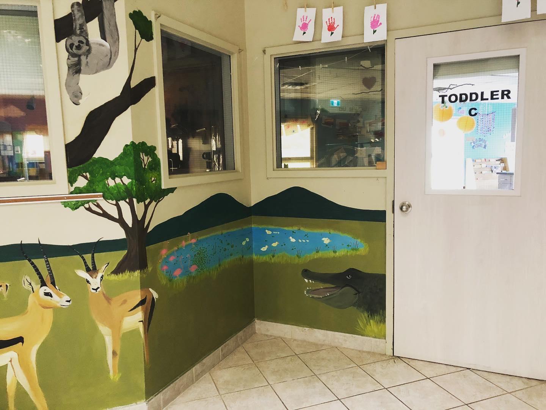 Toddler Hallway 9