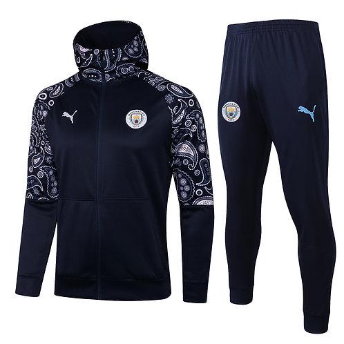 Conjunto Agasalho Manchester City