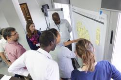 Design thinking facilitation