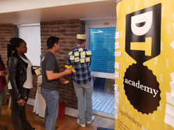 Design Thinking with Standard bank