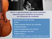 Fiddle Masterclass com Andrew Finn Magill