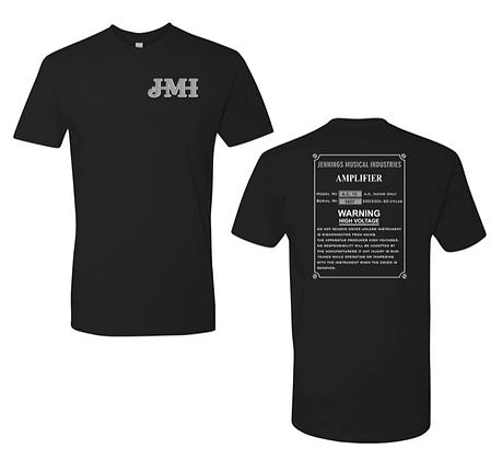 JMI Backplate T-shirt