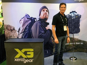 XeroGear at the 2016 Winter Show