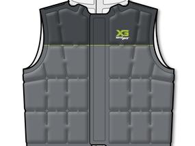 Vest exterior design