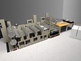 Vest manufacturing system