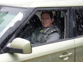 In-car testing