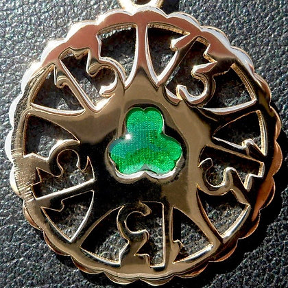 VINTAGE 'LUCKY 13 ' THE 70'S CHARM PENDANT