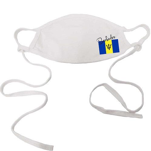 Barbados Non-medical Cotton Mask