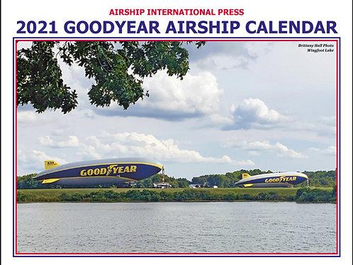 2021 Airship Calendar
