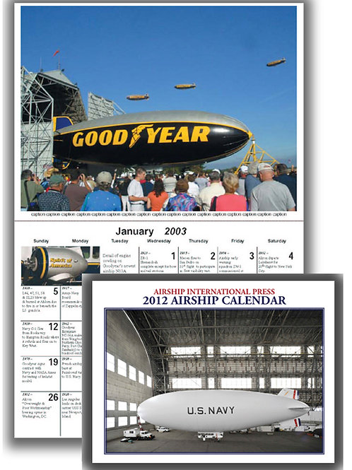 2003-2018 Calendars