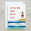 Thumbnail: Light of my life Card - Can be personalised A5