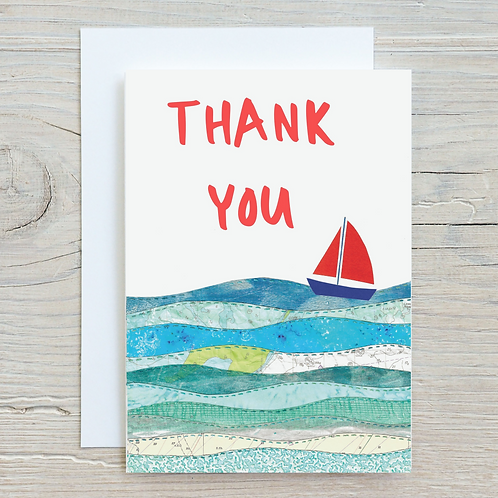 Thank you Card - A5