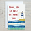 Thumbnail: I'd be lost without you Card - Can be personalised A5
