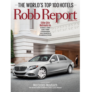Hotel B Makes the 2015 Robb Report's Top 100 Hotels List