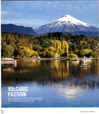 Volcanic Passion - Life & Leisure's feature review of Vira Vira