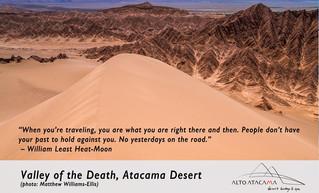 Valley of the Dead, Atacama Desert - Alto Atacama