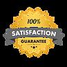 100% Satisfaction Logo