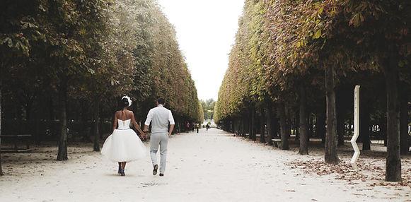 Wedding in Paris wedding videographer France
