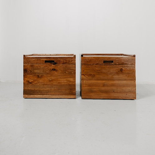 Mini Trunk Bench