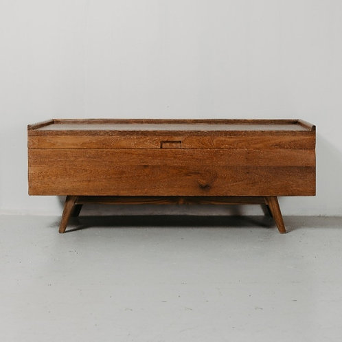Pencil Leg Trunk Bench
