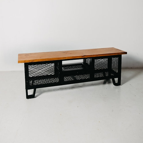 Shaf Industrial Chic TV Console