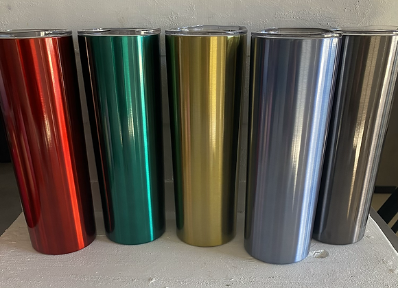 Tumblers - 20oz Stainless Steel