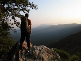 The Pinhoti Trail