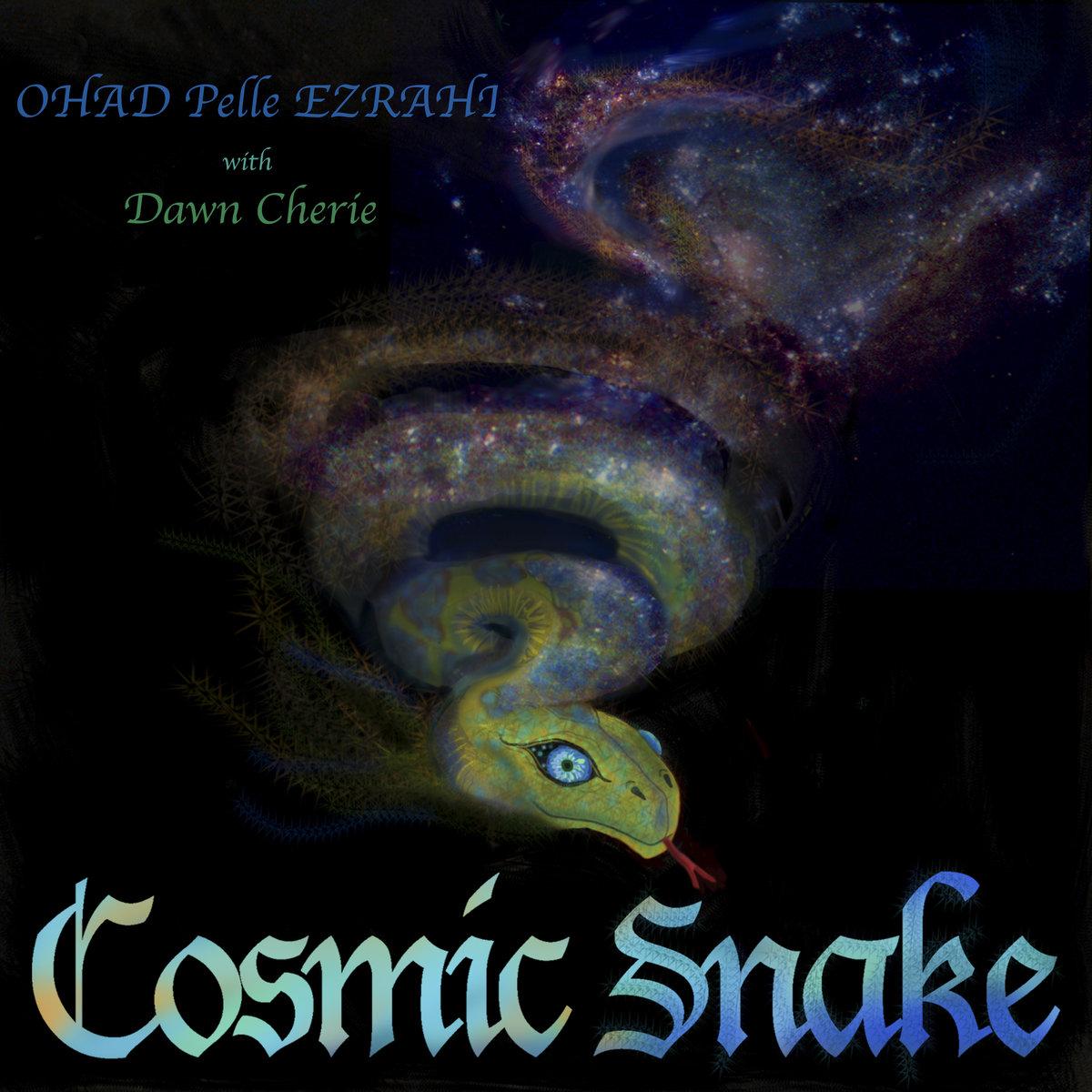 cosmic snake - Ohad Ezrahi