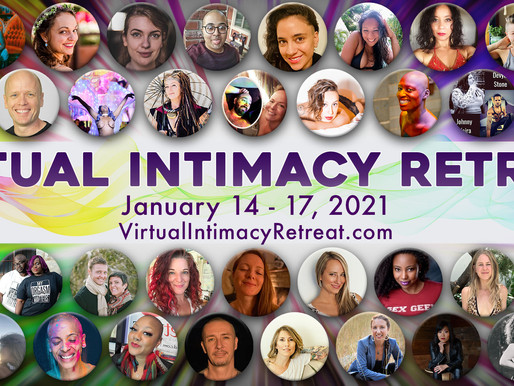 Virtual Intimacy Retreat 4 Starts January 14th!