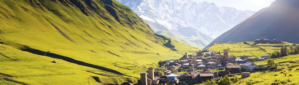 Tours to Georgia, Svaneti