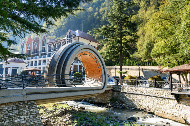 Tours to Georgia, Borjomi