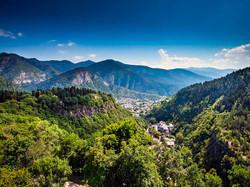 Borjomi Georgia. Tour to Georgia 6 nights 7 days