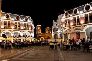 Piazza square